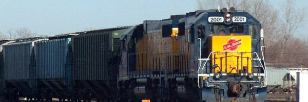 Alton Southern Railroad Test Results Confirm RxP Eliminates Black Smoke
