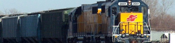 Alton Southern Railroad Test Results Confirm RxP Eliminates Black Smoke